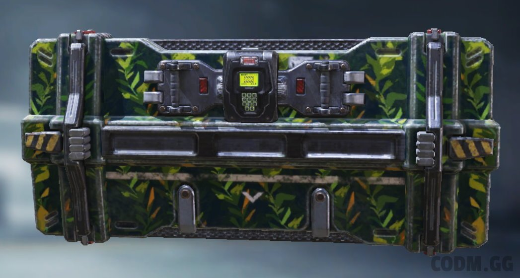 Defender Seaweed, Uncommon camo in Call of Duty Mobile