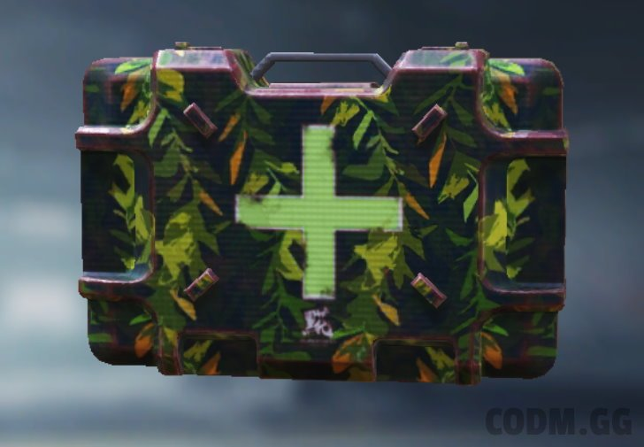 Medic Seaweed, Uncommon camo in Call of Duty Mobile