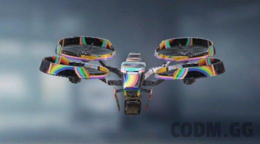 Mechanic Rewind, Uncommon camo in Call of Duty Mobile