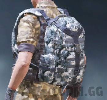 Backpack Stalker, Epic camo in Call of Duty Mobile