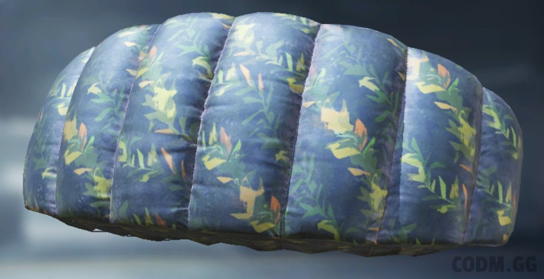 Parachute Seaweed, Uncommon camo in Call of Duty Mobile
