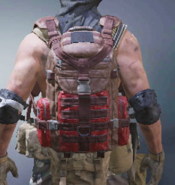 Backpack Sewed Snake, Rare camo in Call of Duty Mobile