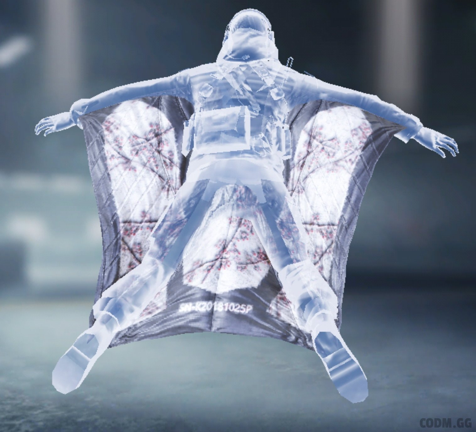 Wingsuit Hereafter, Uncommon camo in Call of Duty Mobile