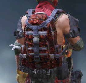 Backpack Warmth, Uncommon camo in Call of Duty Mobile