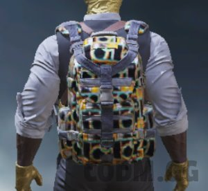 Backpack Rewind, Uncommon camo in Call of Duty Mobile