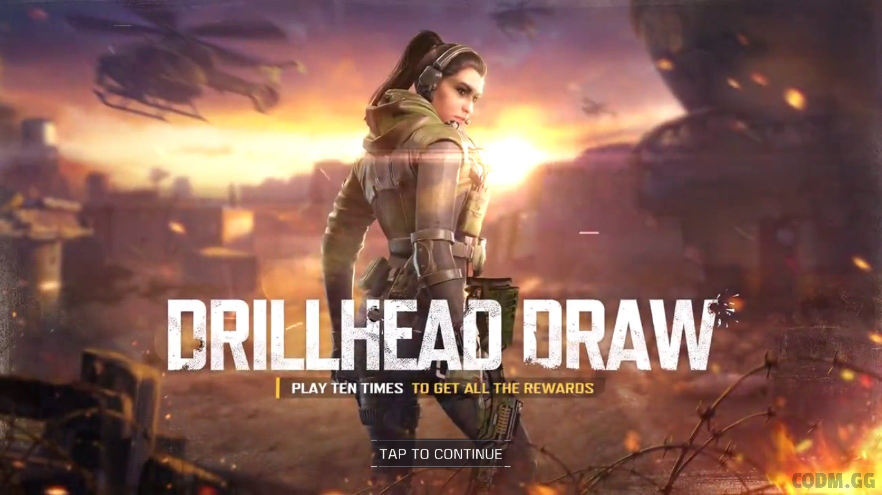 Drillhead Draw, High Noon Chase, new Events, Credits Store