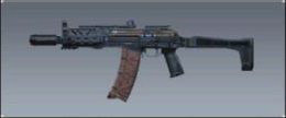 RUS-79U SMG in Call of Duty Mobile