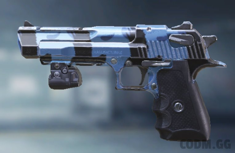 .50 GS Murder, Epic camo in Call of Duty Mobile