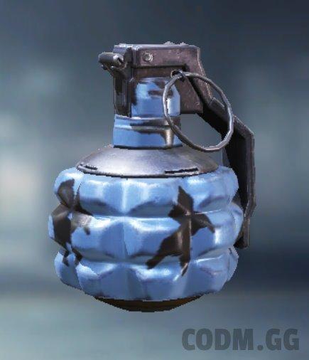 Frag Grenade Murder, Epic camo in Call of Duty Mobile