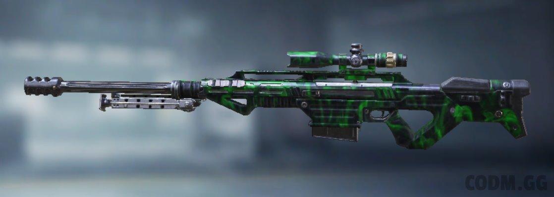 XPR-50 Repellent, Uncommon camo in Call of Duty Mobile
