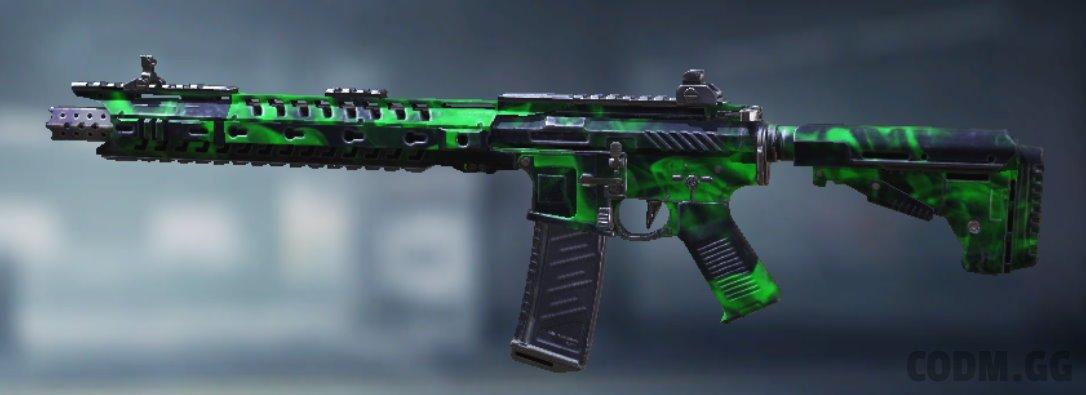 M4 Repellent, Uncommon camo in Call of Duty Mobile