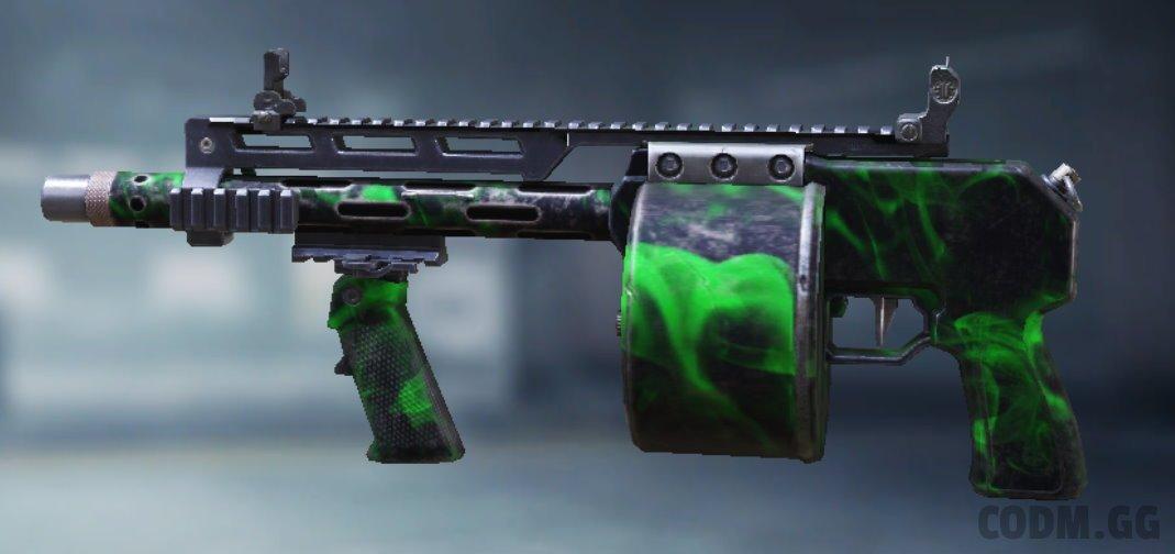 Striker Repellent, Uncommon camo in Call of Duty Mobile