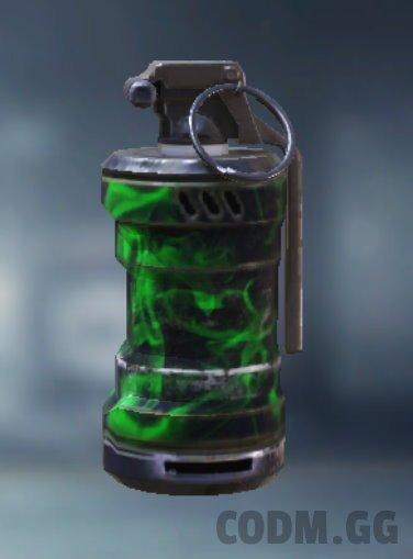 Smoke Grenade Repellent, Uncommon camo in Call of Duty Mobile
