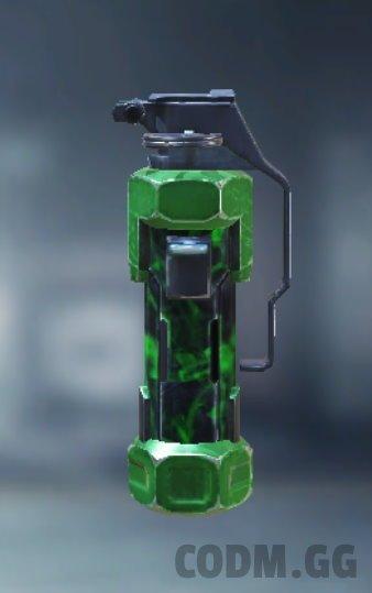 Concussion Grenade Repellent, Uncommon camo in Call of Duty Mobile