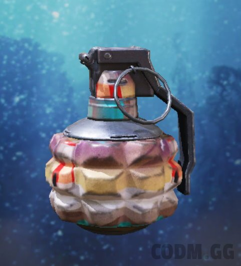 Frag Grenade Lighthouse, Uncommon camo in Call of Duty Mobile