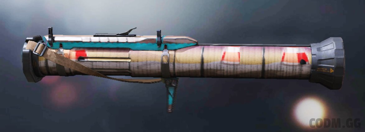 SMRS Lighthouse, Uncommon camo in Call of Duty Mobile