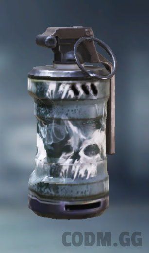 Smoke Grenade Stalker, Epic camo in Call of Duty Mobile