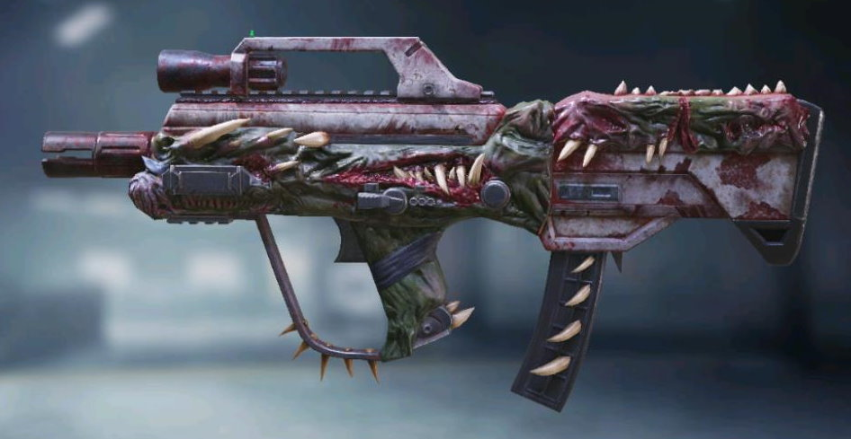 Chicom Silver Ghoul, Epic camo in Call of Duty Mobile