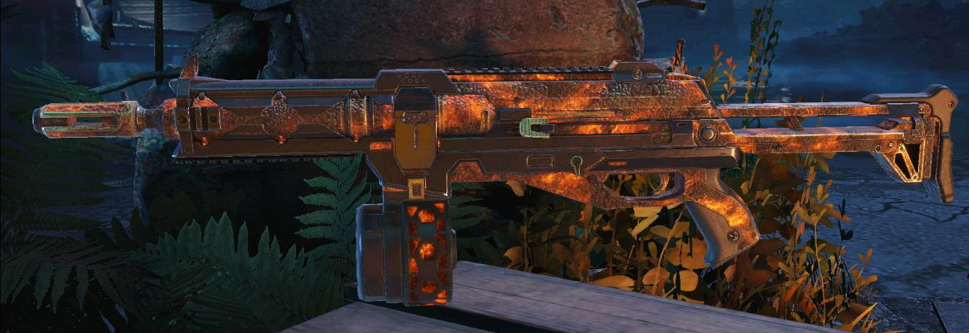 HG 40 Lava, Epic camo in Call of Duty Mobile