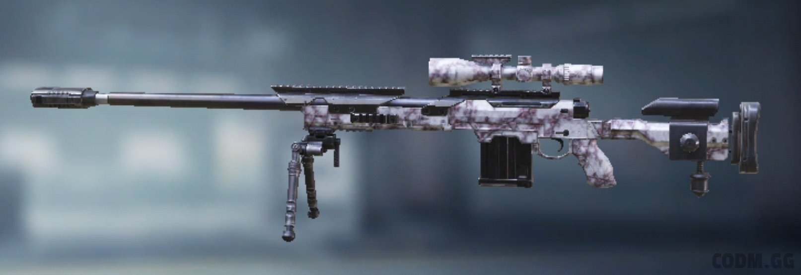 DL Q33 Hereafter, Uncommon camo in Call of Duty Mobile