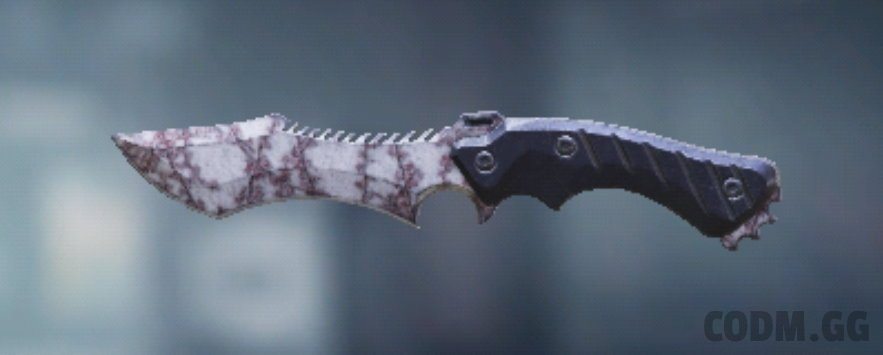 Knife Hereafter, Uncommon camo in Call of Duty Mobile