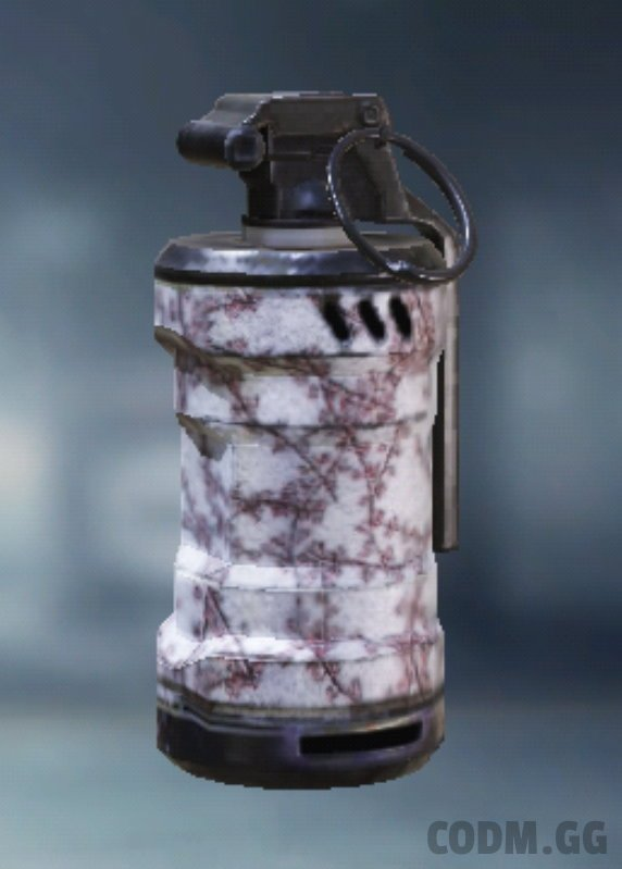 Smoke Grenade Hereafter, Uncommon camo in Call of Duty Mobile