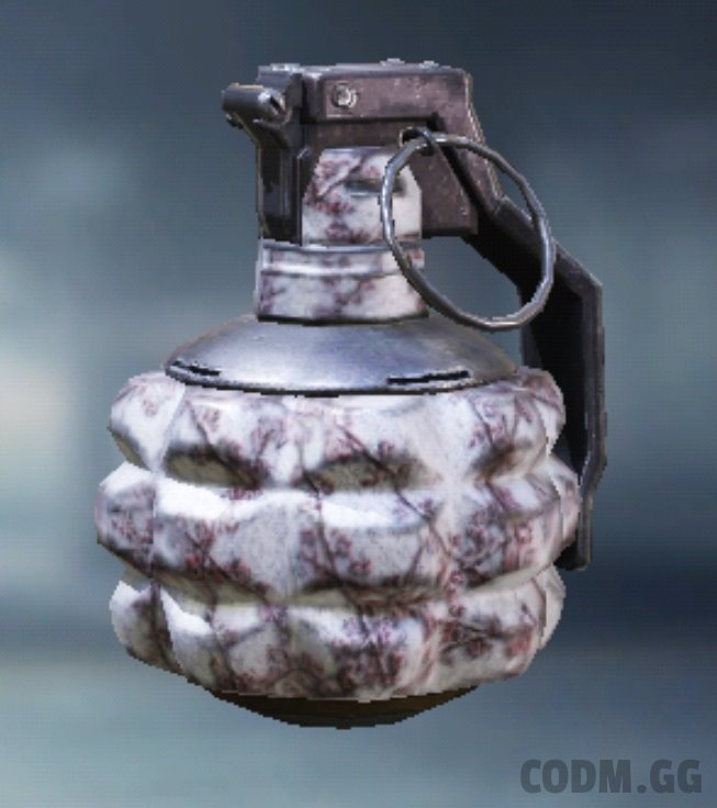 Frag Grenade Hereafter, Uncommon camo in Call of Duty Mobile