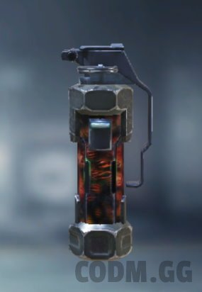 Concussion Grenade Warmth, Uncommon camo in Call of Duty Mobile