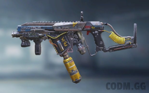 Fennec Death Engine, Epic camo in Call of Duty Mobile