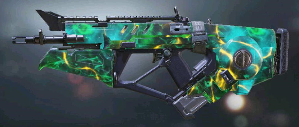 Razorback Cosmos, Epic camo in Call of Duty Mobile